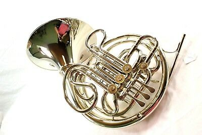 CG Conn 'CONNstellation' Pro Model 8DS Double French Horn MINT QuinnTheEskimo
