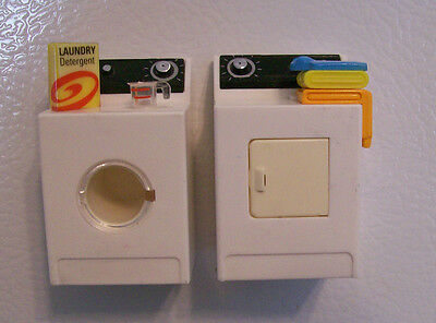 Acme refrigerator magnets clothes washer and dryer 1992