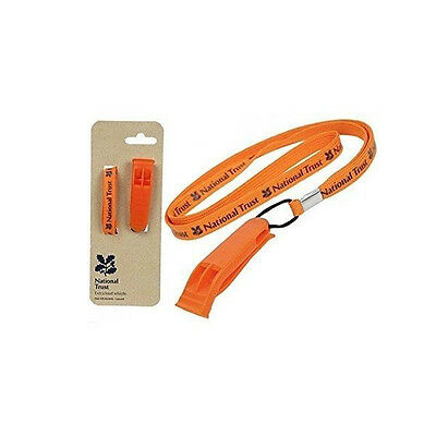 National Trust Marine/Perry Whistle | Extra Loud Emergency Rescue Outdoor Water