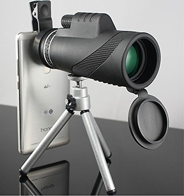 Cell Phone Adapter Mount  Compatible with Binocular Monocular Spotting Scope