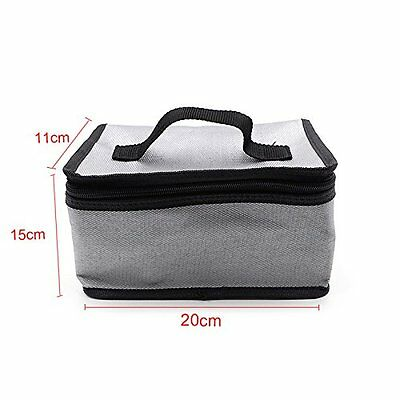 Fireproof Safety Bag Lipo Lithium Polymer Battery Safety Guard Charge Bag