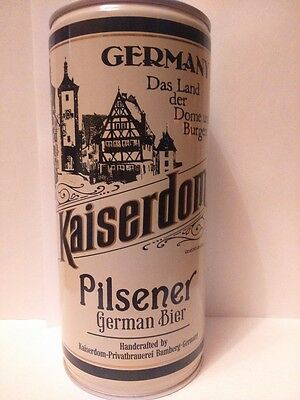 Kaiserdom Germany Beer Can 1 Liter .Nostalgie Limited edition