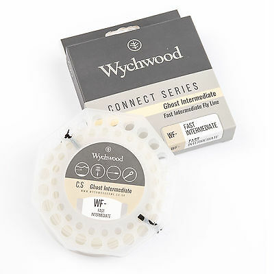 Wychwood Ghost Intermediate Fly Fishing Line 7-Wt