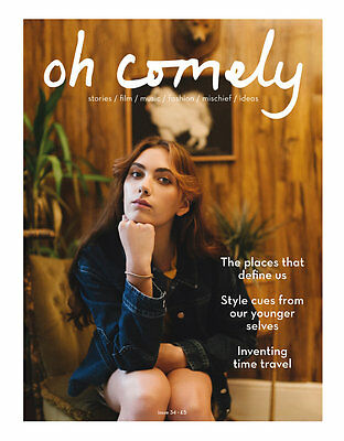 Oh Comely Magazine Issue 34 NEW UNREAD