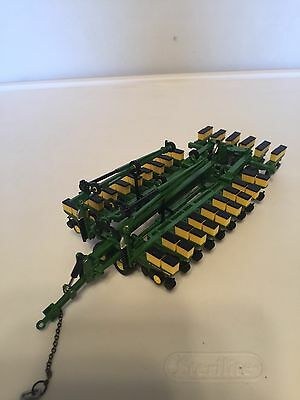 1/64 Scratch Build Custom Farm Toy John Deere 24 Row Box Planter