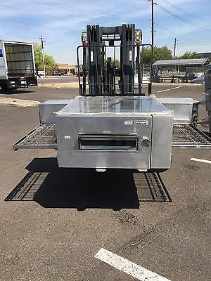 Pizza Oven - Lincoln 1600 - Natural Gas - Single - Call for Extended Warranty