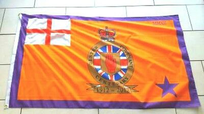 ulster conevent flag