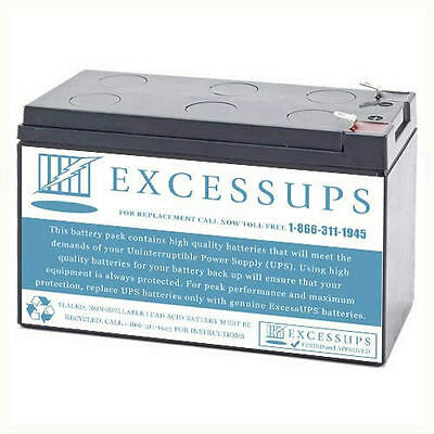 Apc Back-Ups Es 500Va Be500R Replacement Battery. Brand New Fresh Stock!