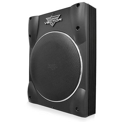 Lanzar VCTBS2.10 10'' Super Slim Active Subwoofer