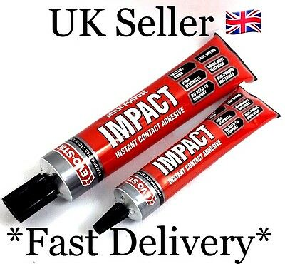 Evo - Stick Multi Purpose Impact Contact Adhesive 2 Sizes 30g - 65g Fast Drying