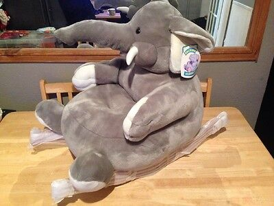 Kids Toddlers Elephant Teddy Rocking Chair New Never Used With Tags
