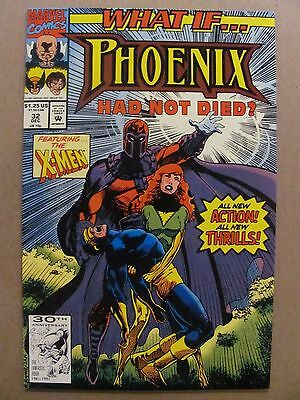 What if #32 Marvel 1989 Series Phoenix Had Not Died 9.2 Near Mint-