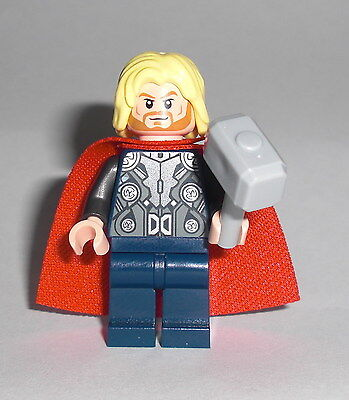 LEGO Super Heroes - Thor (Soft Cape) - Figur Minifig Marvel Avengers 76038 76030