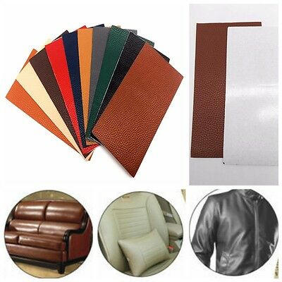 1Pc Leather Repair Self-Adhesive Patch for Sofa Seat Bag Craft DIY Accessories