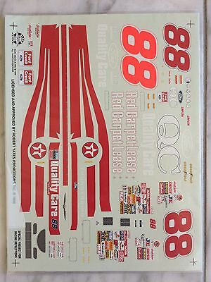 1/24 Dale Jarrett 1996 Daytona 500 Winning Decals Nascar By Slixx