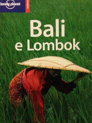 Lonely Planet EDT Bali E Lombok