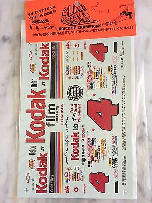 1/24 Sterling Marlin Daytona 500 Winning Decals Nascar By Slixx