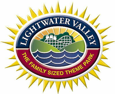Lightwater Valley Discounted Admission Voucher save £13 per person, up to 6