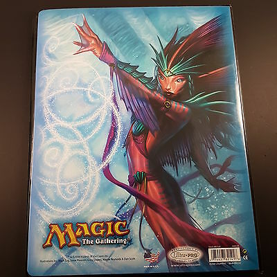 MTG 10 page 9 Pocket Portfolio Ultra Pro Binders 2 side art FREE SHIPPING*