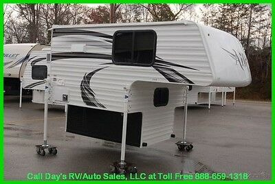 2017 Travel Lite Air Base Slide In Truck Bed Camper 1/2 Ton Towable NEW RV
