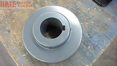 "Woods 9Sx2 1/8 Coupling Flange, 2-1/8"" Keyed Bore, 3750 Max Rpm"