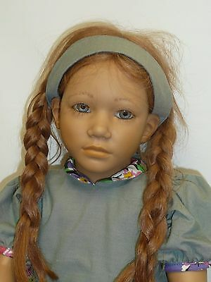 """26"""" Pre-owned Himstedt Adrienne 1989 Reflections of Youth No Box or COA, Sweet"""