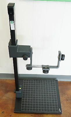 "Kaiser RS1 205511 40"" Camera Column Baseboard Copy Stand with RT-1 Arm"