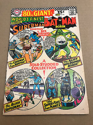Worlds Finest Vol 1 Issue # 161  Giant Issue