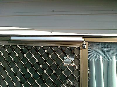 Sliding Security Door Closers Smooth & Silent Suit L&r Screens
