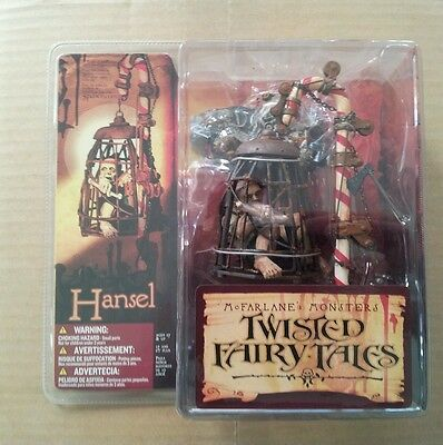 Mcfarlane Monsters 4 Twisted Fairy Tales Hansel Mint Sealed