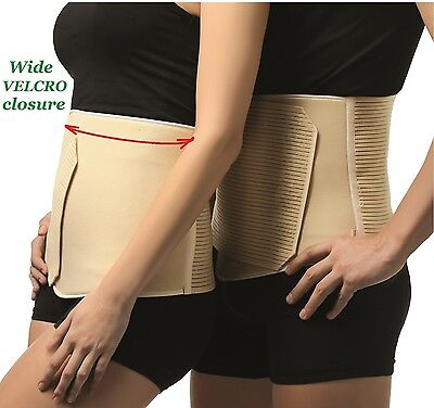 Post Pregnancy Postnatal Abdominal HERNIA Support Belt Girdle CE Approved