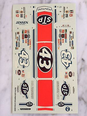1/24 Richard Petty 200 Win Decals Nascar By Monogram