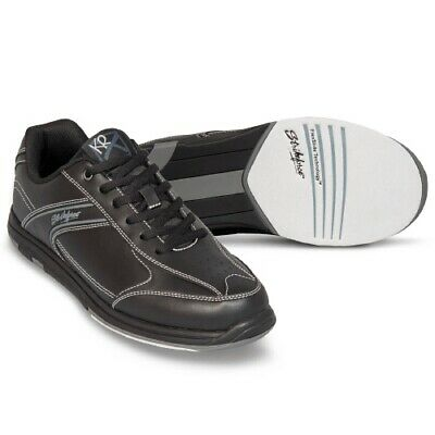 KR Flyer Black Mens Tenpin Bowling Shoe