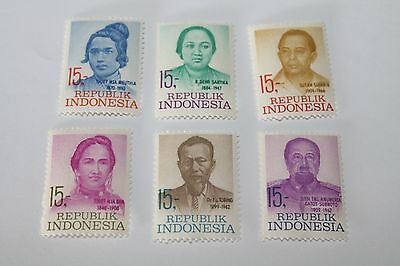 1969 National Independence Hero Stamps
