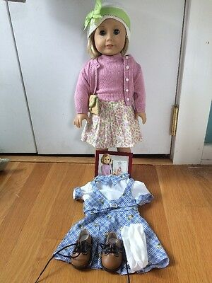 Kit Kittredge American Girl Doll And Outfit