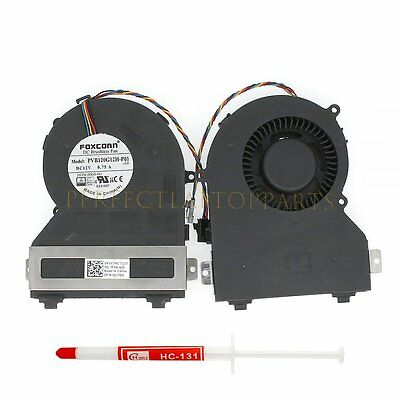 *New* For DELL 390 790 990 SFF Small Chassis Cooling Fan PVB120G12H-P01 12V