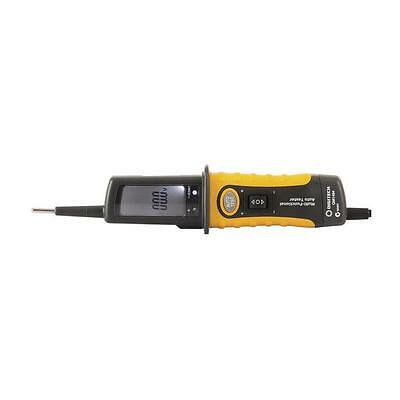 Automotive Car Truck Multi-function Electrical Circuit Tester LCD Screen 12V 24V