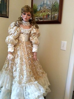 "42"" Rustie doll --- Champagne"