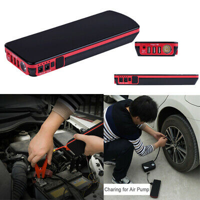 88800mAh Multi-Functional Emergency Car Jump Starter Charger Booster Power Bank