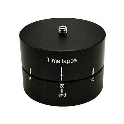 360Panoramic Rotating Time Lapse Stabilizer Tripod Adapter for Gopro DSLR Camera