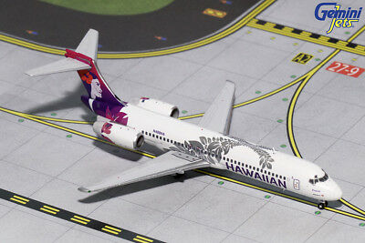 Hawaiian Airlines Boeing 717-200 N488HA Gemini Jets G2HAL671 Scale 1:200