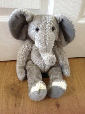 Russ Tusks Elephant Soft Toy