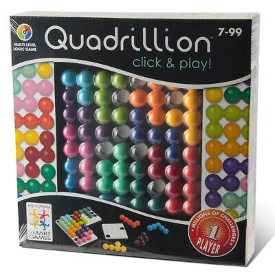 NEW Smart Games Quadrillion