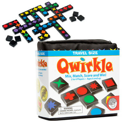NEW MindWare Travel Qwirkle