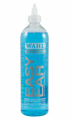 Wahl Showman Easy Ear Cleaner - 500ml - Horse Care & First Aid