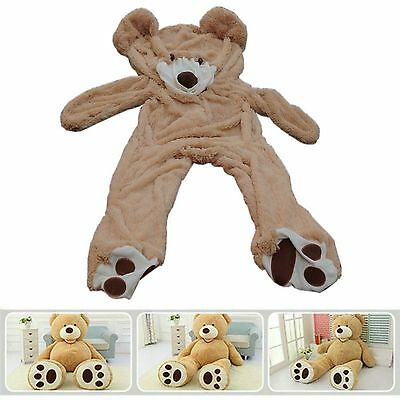 Brand Giant Large Big Teddy Bear Plush Soft Toy doll uk bears kids Gift 340CM