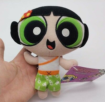 Powerpuff Girls Doll The 1999 Cartoon Network Plush Toy Kid's Gift 6""