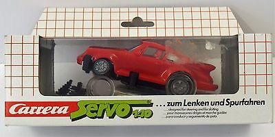 Carrera Servo 140 Porsche 911 Turbo 3.6 - 78449 - NEU NEW