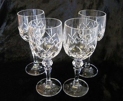 Claudia Crystal Wine Glasses