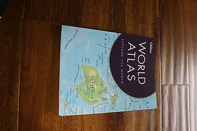 Collins World Atlas By Collins Maps 2016 paperback
